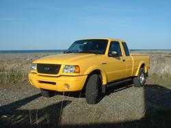 2001 Ford Ranger Regular Cab