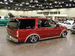 slammedexpo 1997 Ford Expedition