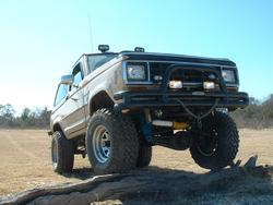 muddyone 1984 Ford Bronco II