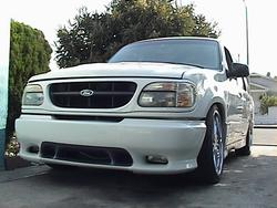 saleenXsport 1997 Ford Explorer