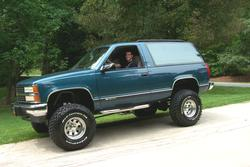 nkdbassists 1993 Chevrolet Blazer