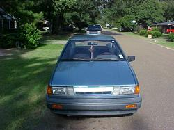 TripleS 1988 Chevrolet Spectrum