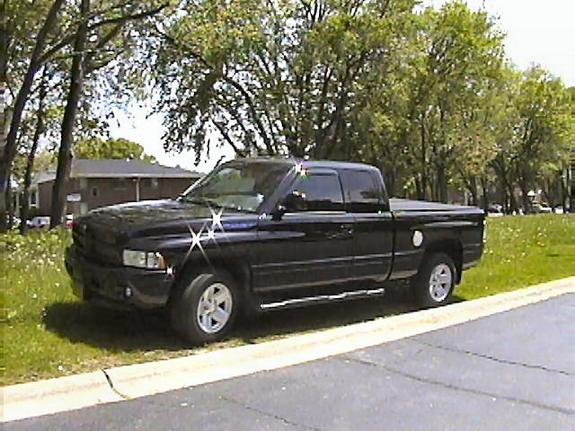 bu88a1 2001 Dodge Ram 1500 Regular Cab