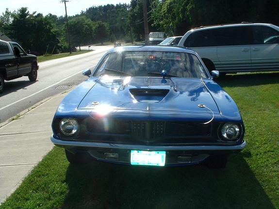 Another 1sickciv 1972 Plymouth Barracuda post... - 492609