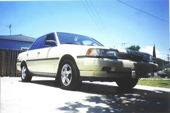 Another PeeColorCamry 1987 Toyota Camry post... - 498802