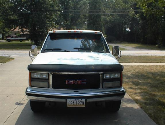 7stringChimaira 1992 GMC Sierra 1500 Regular Cab