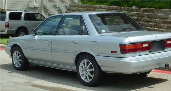 Dogspit26 1989 Toyota Camry Specs Photos Modification