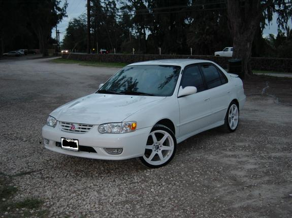 quick s rolla 2001 toyota corolla specs photos. Black Bedroom Furniture Sets. Home Design Ideas