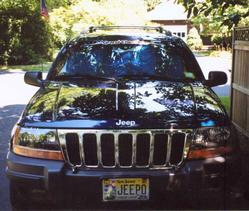 BluJeep 1999 Jeep Grand Cherokee