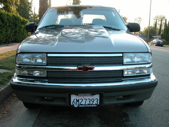 NissanFrontierSC's 1999 Chevrolet S10 Regular Cab