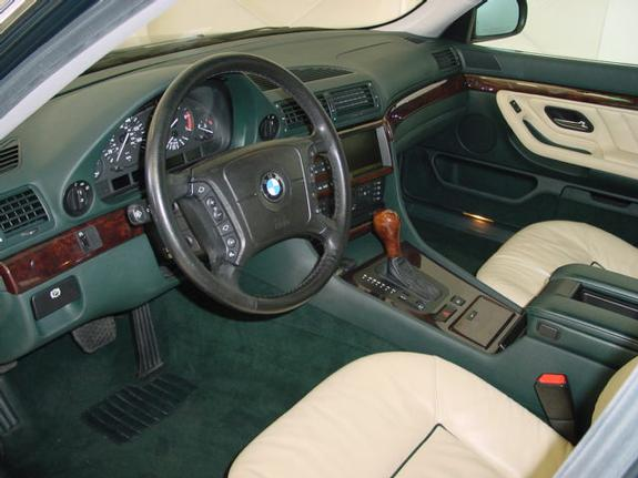 Hubtime 2000 BMW 7 Series Specs Photos Modification Info At CarDomain
