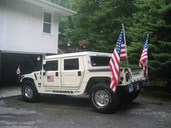 alienhummers 1993 Hummer H1
