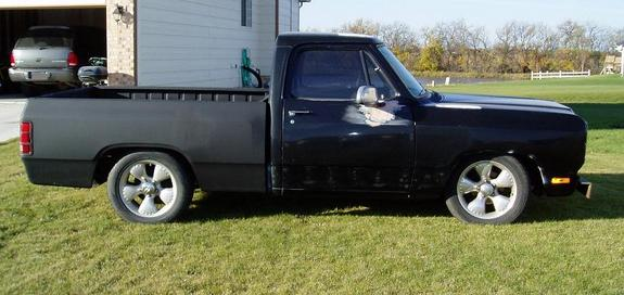 Ford Shelby Truck >> swwaltw 1990 Dodge Ram 1500 Regular Cab Specs, Photos ...