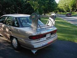 Woody3000's 1993 Mercury Sable