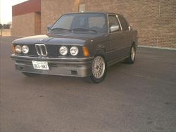 rdavs323is 1981 BMW 3 Series