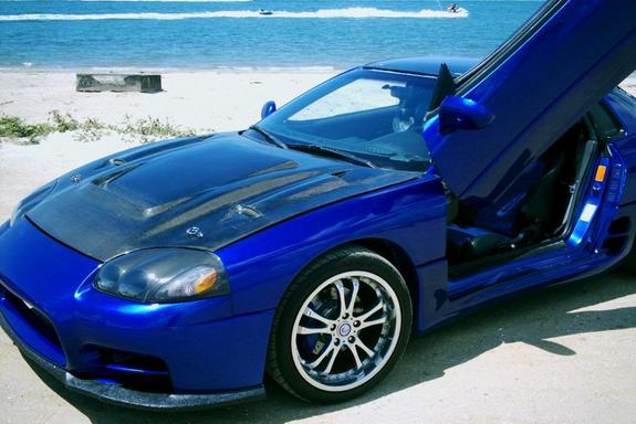 gabbergod 1999 mitsubishi 3000gt specs photos. Black Bedroom Furniture Sets. Home Design Ideas