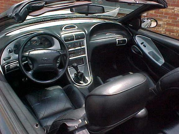 00realdeal 1996 Ford Mustang Specs Photos Modification Info At Cardomain