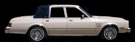 2damlow's 1987 Chrysler Fifth Ave