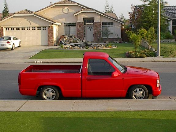 Happytaps 1996 GMC Sierra 1500 Regular Cab