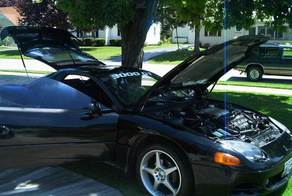 Another BMW740I 1994 Mitsubishi 3000GT post... - 523741