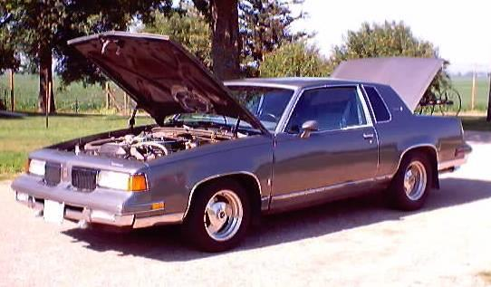 Another stadt11 1987 Oldsmobile Cutlass Supreme post... - 525127