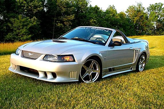00realdeal 2000 saleen mustang specs photos modification. Black Bedroom Furniture Sets. Home Design Ideas