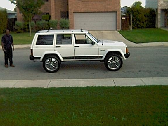dianamonty 1990 jeep cherokee specs photos modification info at cardomain. Black Bedroom Furniture Sets. Home Design Ideas