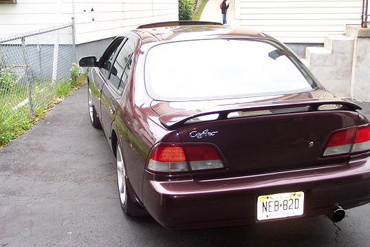 Another thaholycity 2001 Nissan Maxima post... - 528548