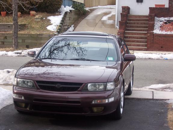 Another thaholycity 2001 Nissan Maxima post... - 528549