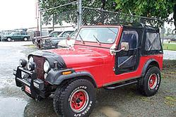 tsltlcs 1984 Jeep CJ7