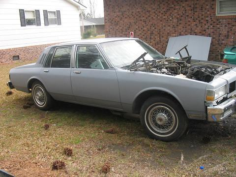 Another deriousb 1989 Chevrolet Caprice post... - 530443