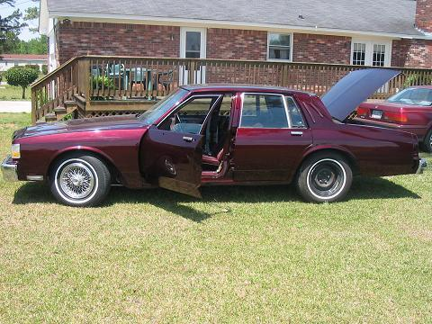 Another deriousb 1989 Chevrolet Caprice post... - 530451