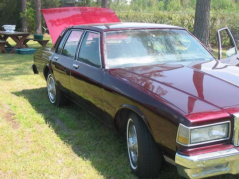 Another deriousb 1989 Chevrolet Caprice post... - 530453