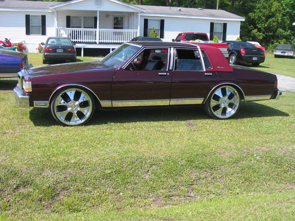 Another deriousb 1989 Chevrolet Caprice post... - 530465