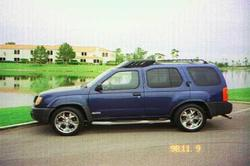 chrisbcp10s 2000 Nissan Xterra
