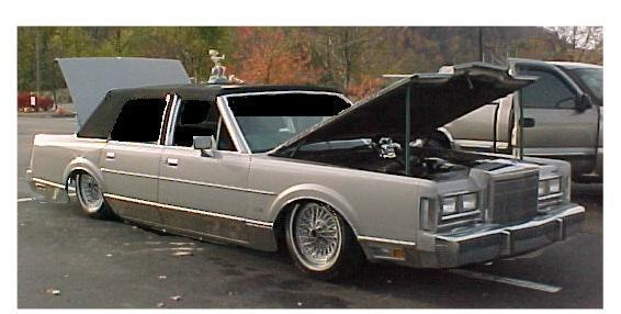 88hotrodlincoln 1989 lincoln town car specs photos modification info at cardomain. Black Bedroom Furniture Sets. Home Design Ideas