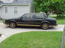 pioneerbumpin 1986 Oldsmobile Regency