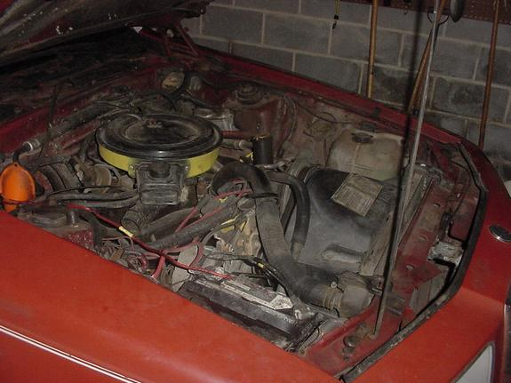 Another Bosss32 1984 Mercury Cougar post... - 537115