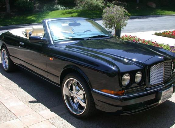 Another vincent23 2001 Bentley Azure post... - 535225