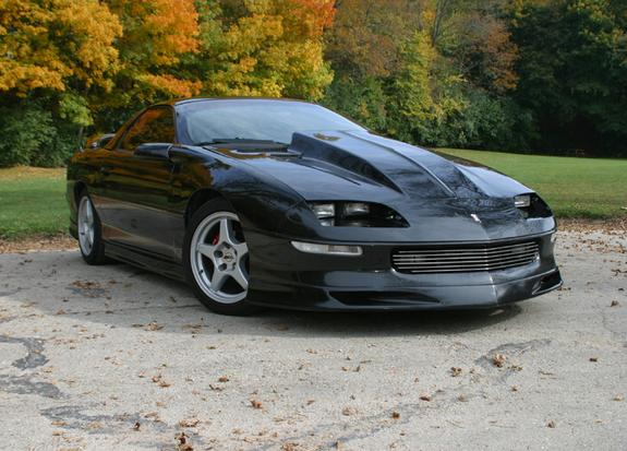 Redls1 1994 Chevrolet Camaro Specs Photos Modification
