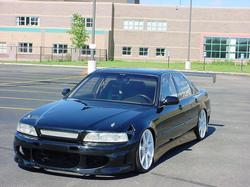 KA7Legend 1992 Acura Legend