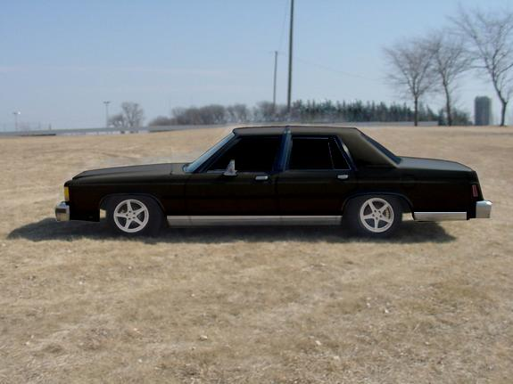 radchick 1987 ford ltd crown victoria specs photos modification info at cardomain cardomain