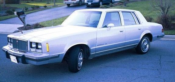 Another jimpocalyko 1985 Pontiac Bonneville post... - 546242