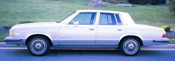 Another jimpocalyko 1985 Pontiac Bonneville post... - 546244