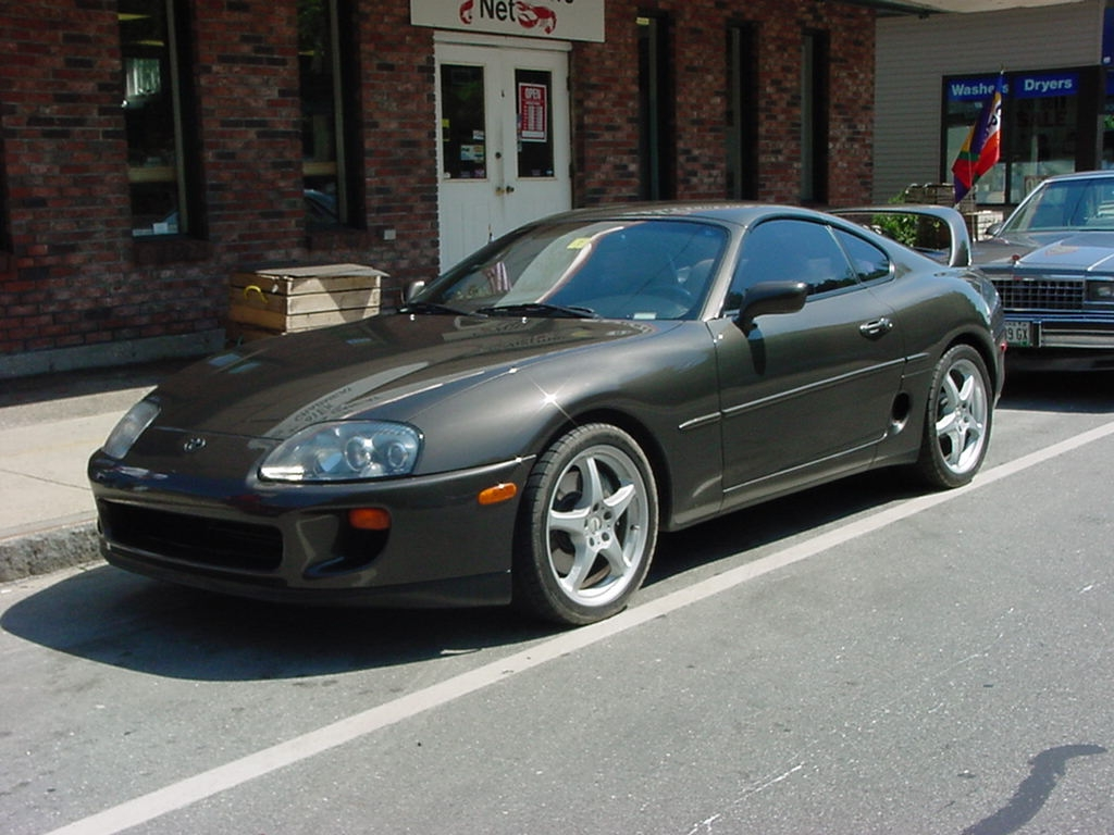 1994 Supra Twin Turbo Targa