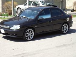 Another blackrio 2001 Kia Rio post... - 555565