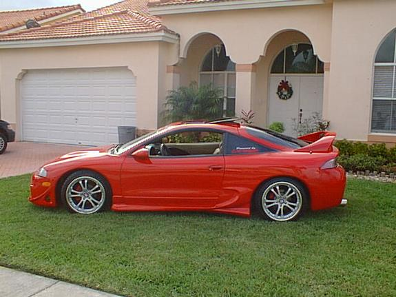 Another redride99 1999 Mitsubishi Eclipse post... - 558877