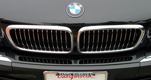 AMP99 1999 BMW 7 Series