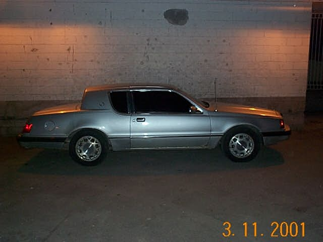 Another chirpalot 1983 Mercury Cougar post... - 561497