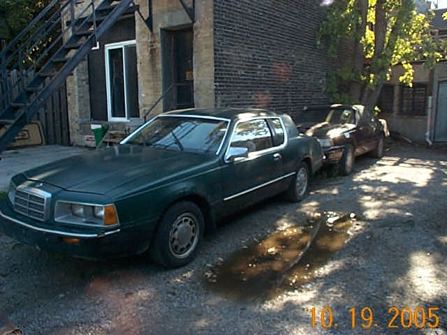 Another chirpalot 1983 Mercury Cougar post... - 561498